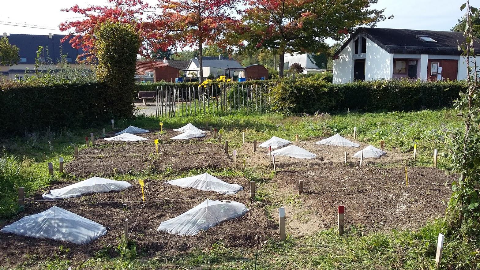 Jardins des Eglantiers