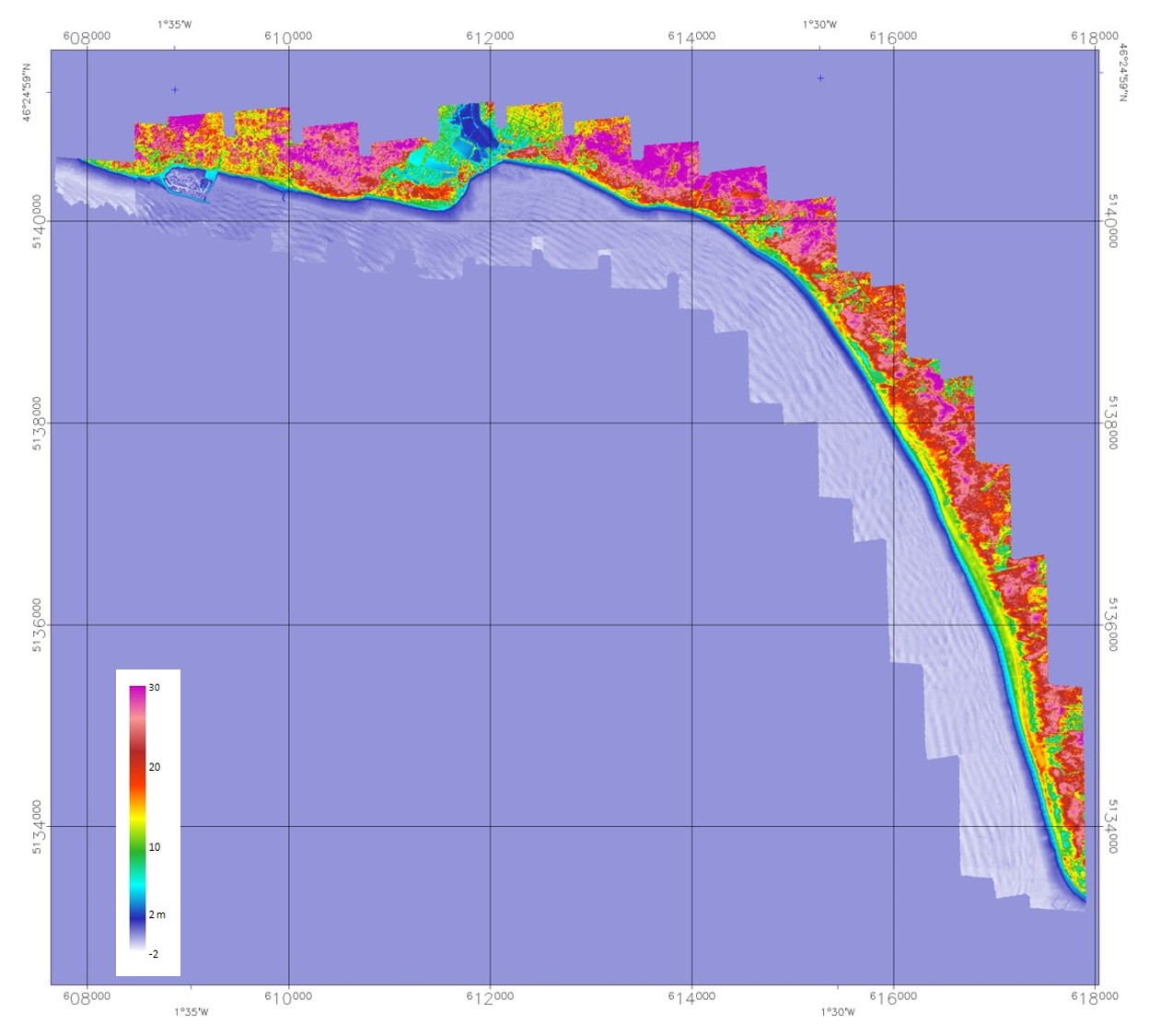 MNS LIDAR Jard sur Mer 2013