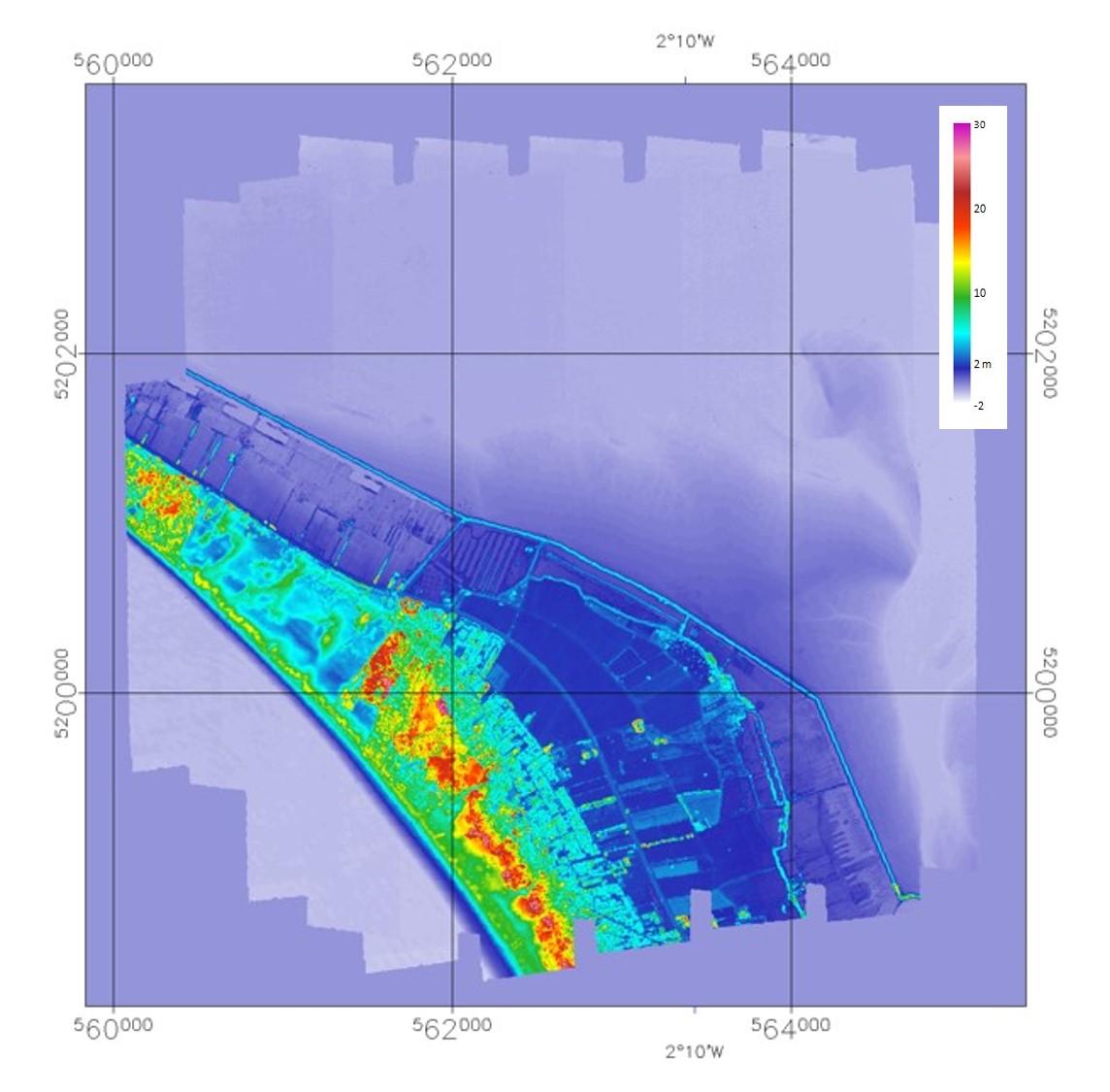 MNS LIDAR Noirmoutier 2 2013
