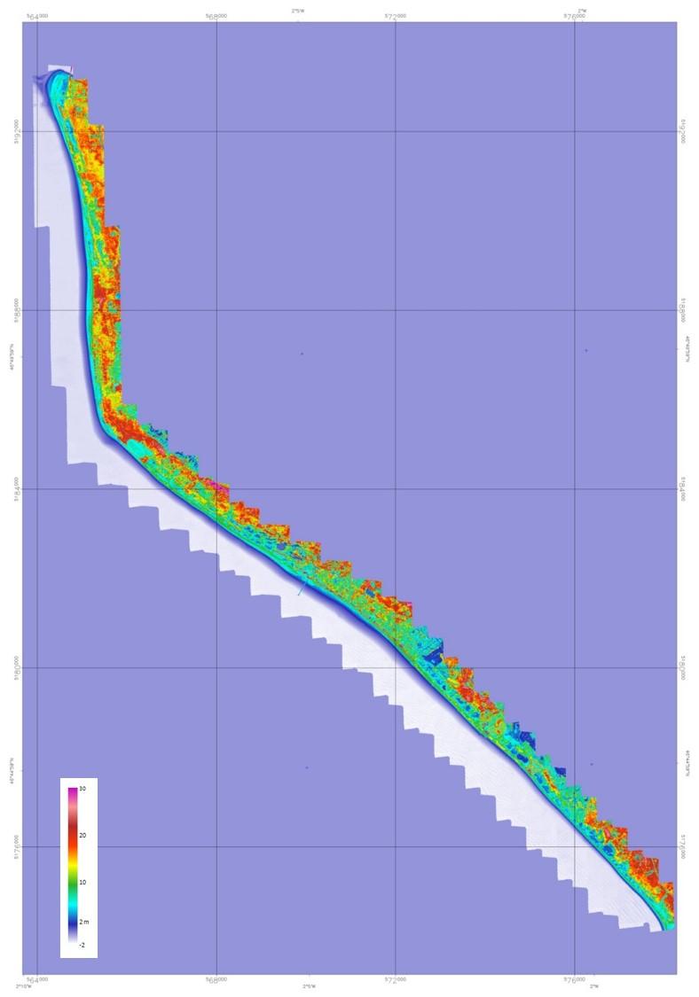 MNS LIDAR Pays de Monts 2013