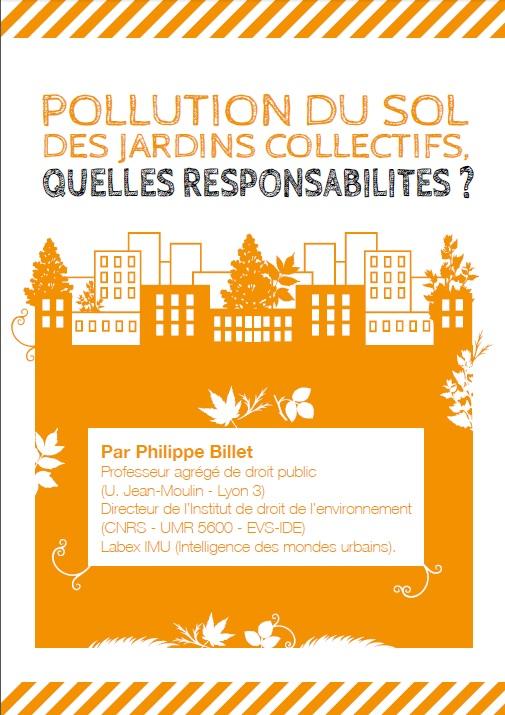 Pollution du sol des jardins collectifs, quelles responsabilités ?