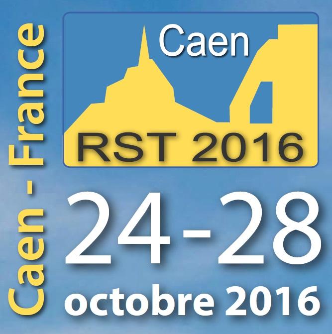 Colloque RST 2016