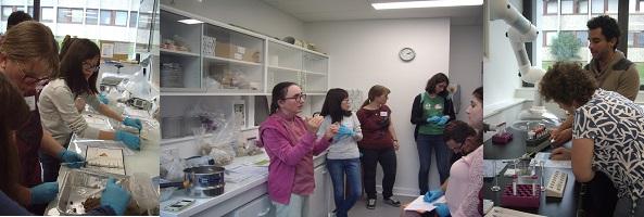 Manip en laboratoire